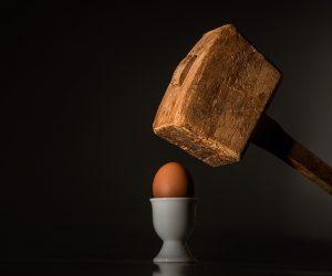 Spontaneität mit der Holzhammer-Methode
